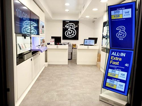 Negozio 3 Store Varese Le Corti