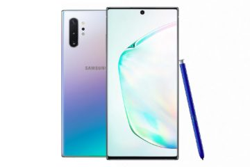Samsung Note 10 Plus con S Pen