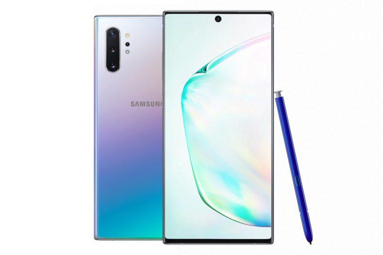 Samsung Note 10 Plus con S Pen