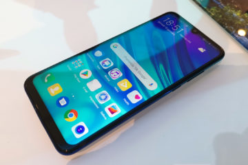 Schermo Huawei P Smart 2019