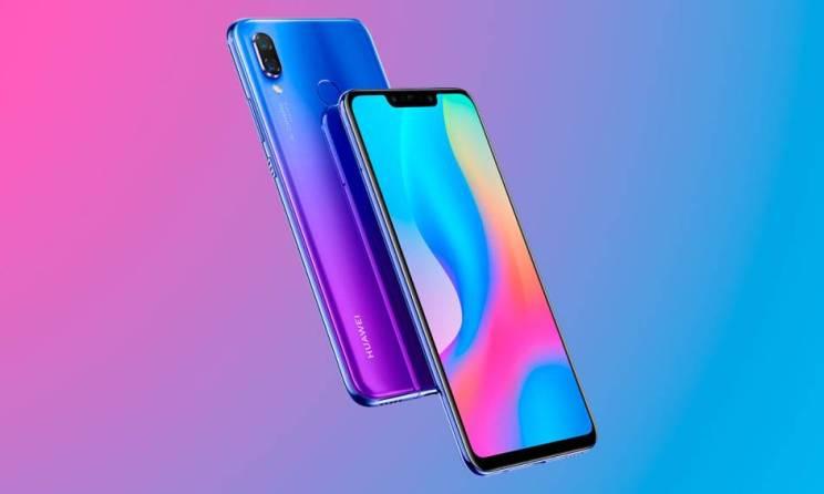 Huawei P Smart 2019, immagine di presentazione
