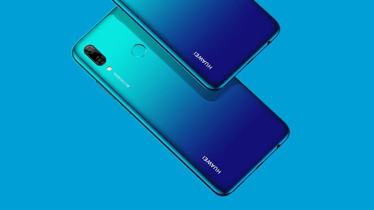 Retro Huawei P Smart 2019