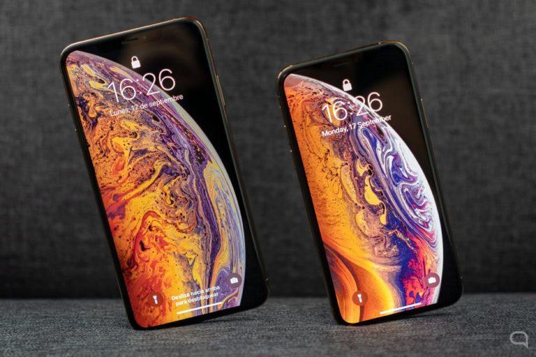 Schermo iPhone XS e XS Max