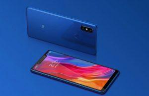Xiaomi Mi 8, immagine di presentazione